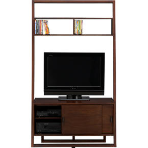Sloane Java 43.75 Leaning Media Stand