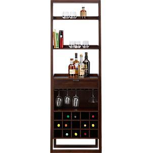 Bar Cabinets And Bar Carts Crate And Barrel