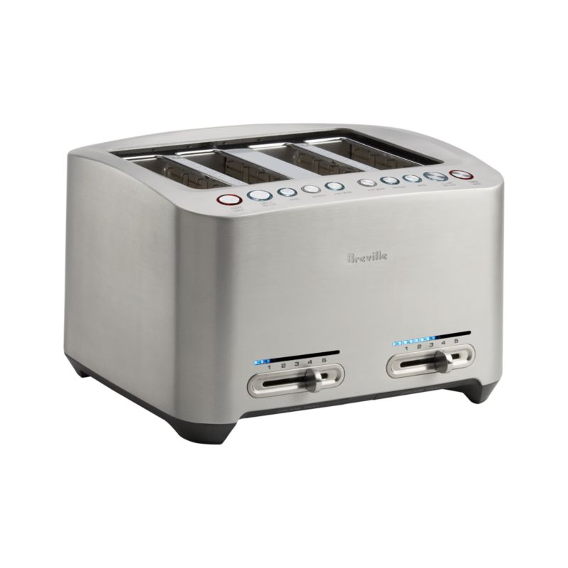 Breville® SmartToaster 4-Slice Toaster