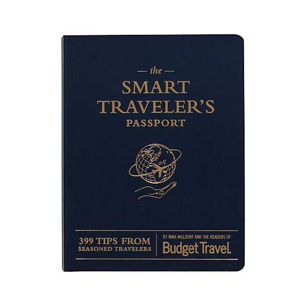 """The Smart Traveler's Passport"""