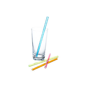 Smoothie Straws Set of Four