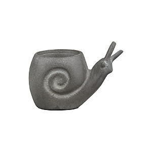 Snail Candle Holder