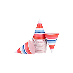Set of 50 Snow Cone Papers