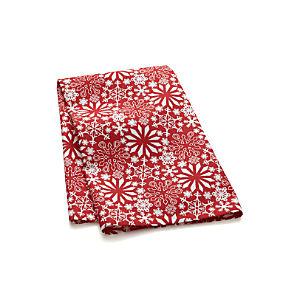Snowfall Dish Towel