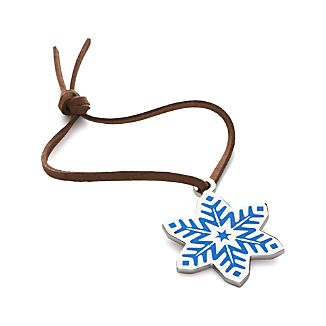 Snowflake Bottle Tag