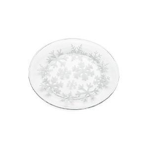 Snowflake Dinner Plate