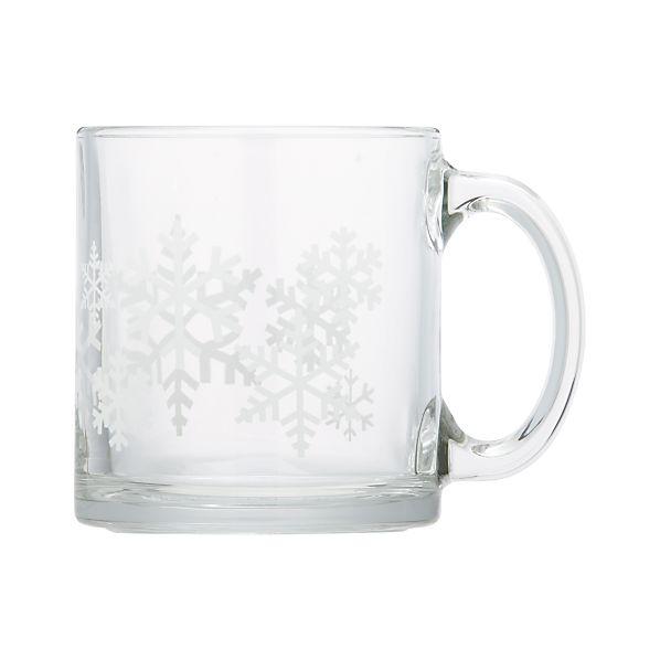 SnowflakeGlassMugF12
