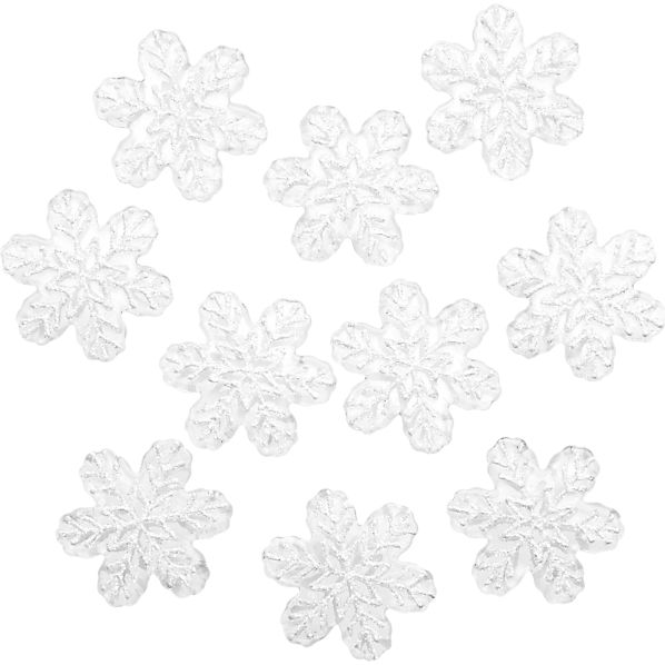Set of 10 Snowflakes