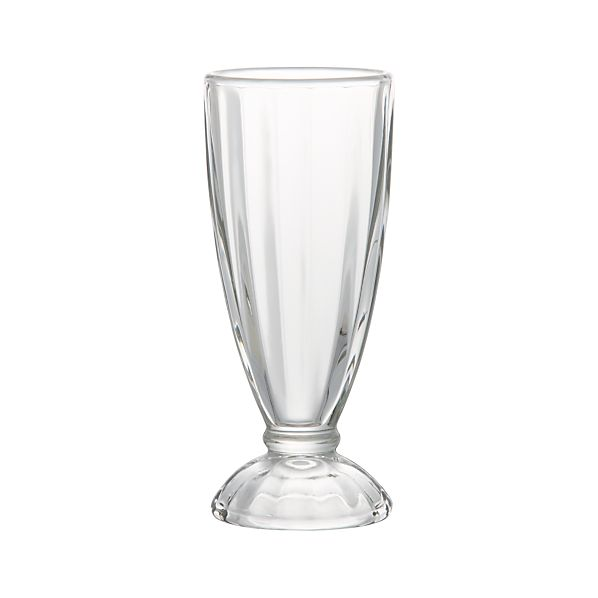 Soda Fountain Glass