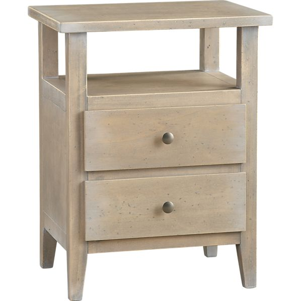 Sorano 2-Drawer Nightstand