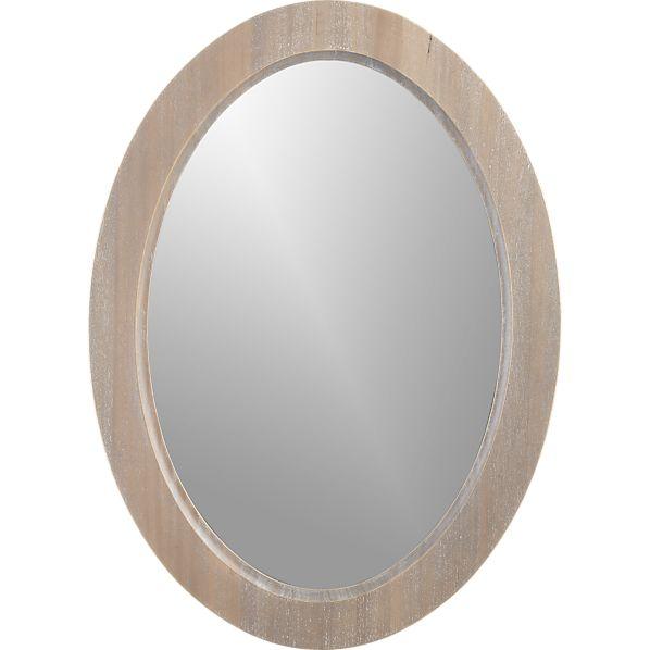 Sorano Oval Mirror