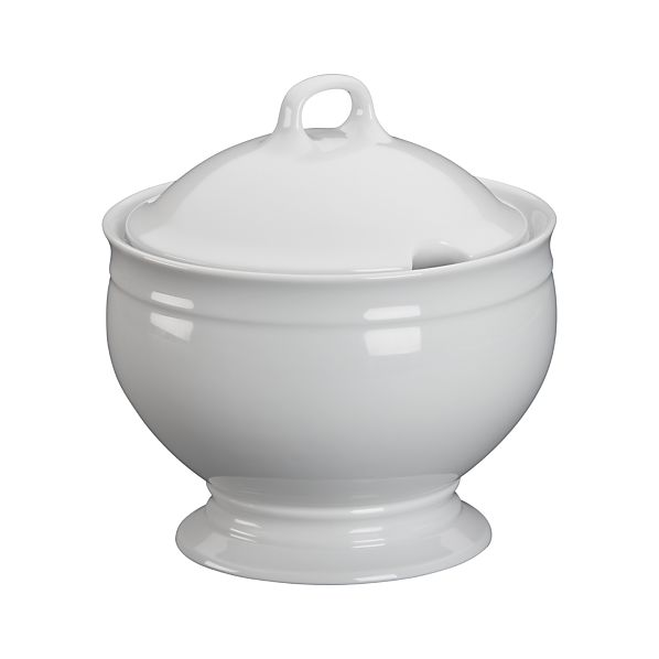 Footed Soup Tureen