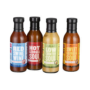 Southern Souls BBQ Sauces