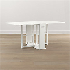 Vienna black counter stool in bar stools crate and barrel for Span white gateleg table