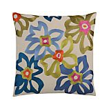 Spanish Flower 20&quot; Pillow