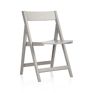 Spare Dove Folding Chair