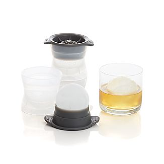 Sphere Ice Molds Set of Two