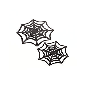 Set of 12 Spiderweb Doilies