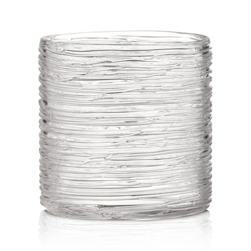 Spin Small Hurricane-Vase