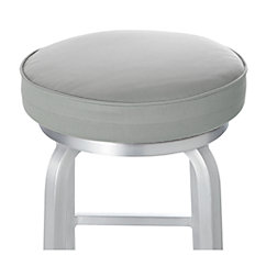 Spin Counter Stool In Bar Stools Crate And Barrel