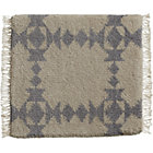 Spindle Dove Rug Swatch.