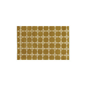 Spindle Gold Rug