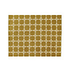 Spindle Gold Rug.