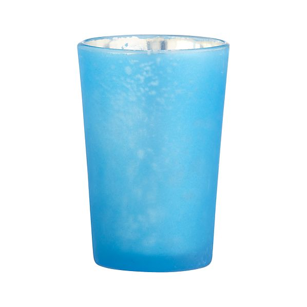 Splendid Blue Candleholder