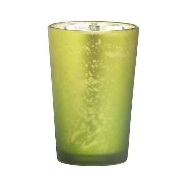 Splendid Green Candleholder