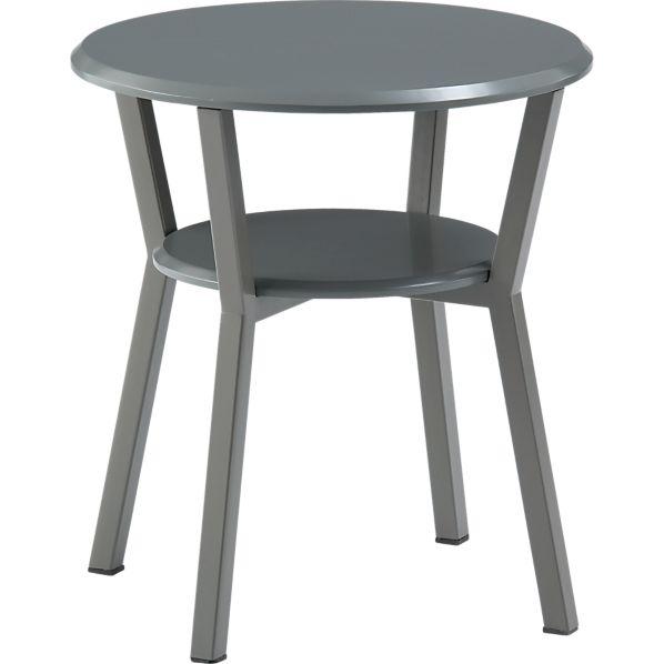 Spot Ash Night Table