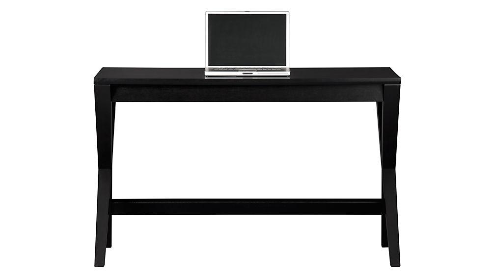 """Spotlight Ebony 48"""" Desk"""