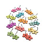 Set of 24 Spring Blossom Ornaments