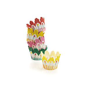 Set of 48 Spring Cupcake Papers