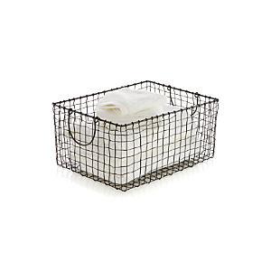 Springfield Metal Basket