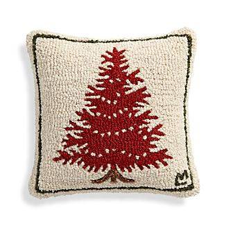"Spruce 16"" Pillow with Down-Alternative Insert"