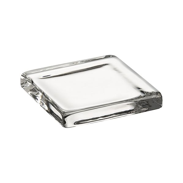 Square Candle Coaster