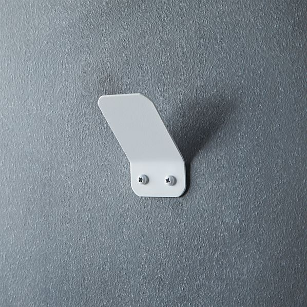White Square Hook