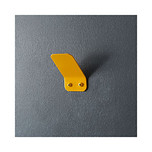 Yellow Square Hook