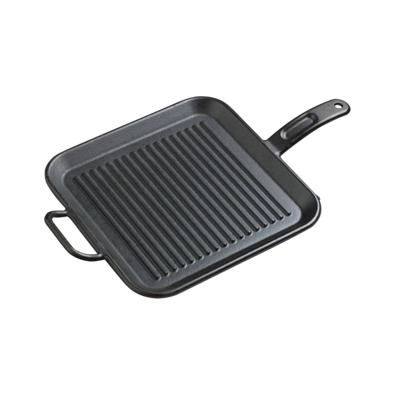 Lodge-« Cast Iron Grill Pan