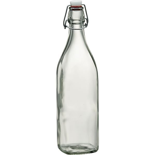 Sealed Bottle