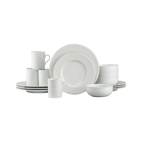 Staccato 16-Piece Dinnerware Set