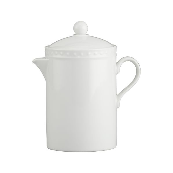 Staccato Creamer with Lid