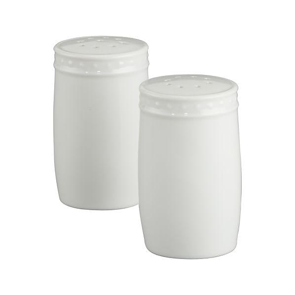 Staccato Salt and Pepper Shaker Set
