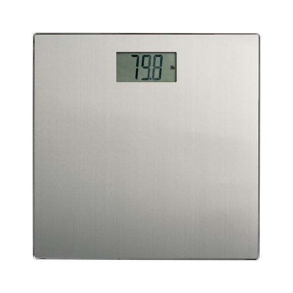 Stainless Digital Bath Scale