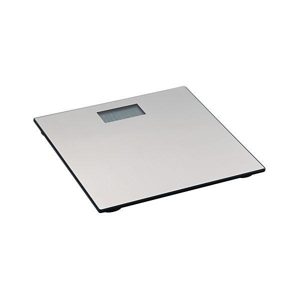 Stainless Digital Bathroom Scale