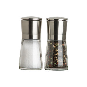 Bavaria Salt and Pepper Mills
