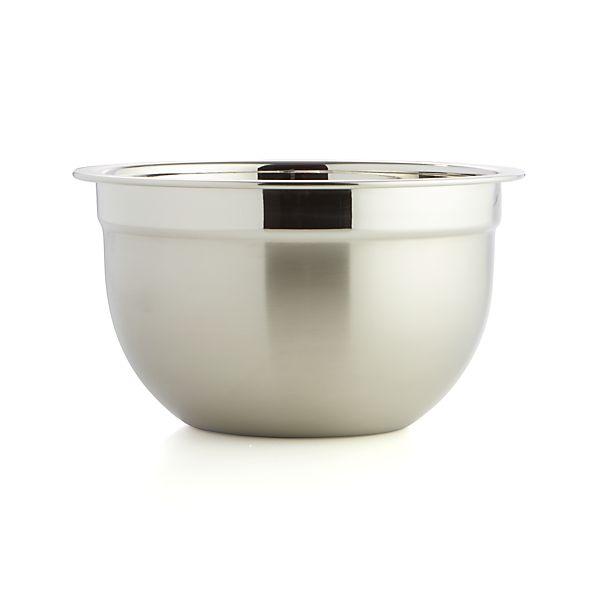 Stainless Steel 1.5-Quart Bowl