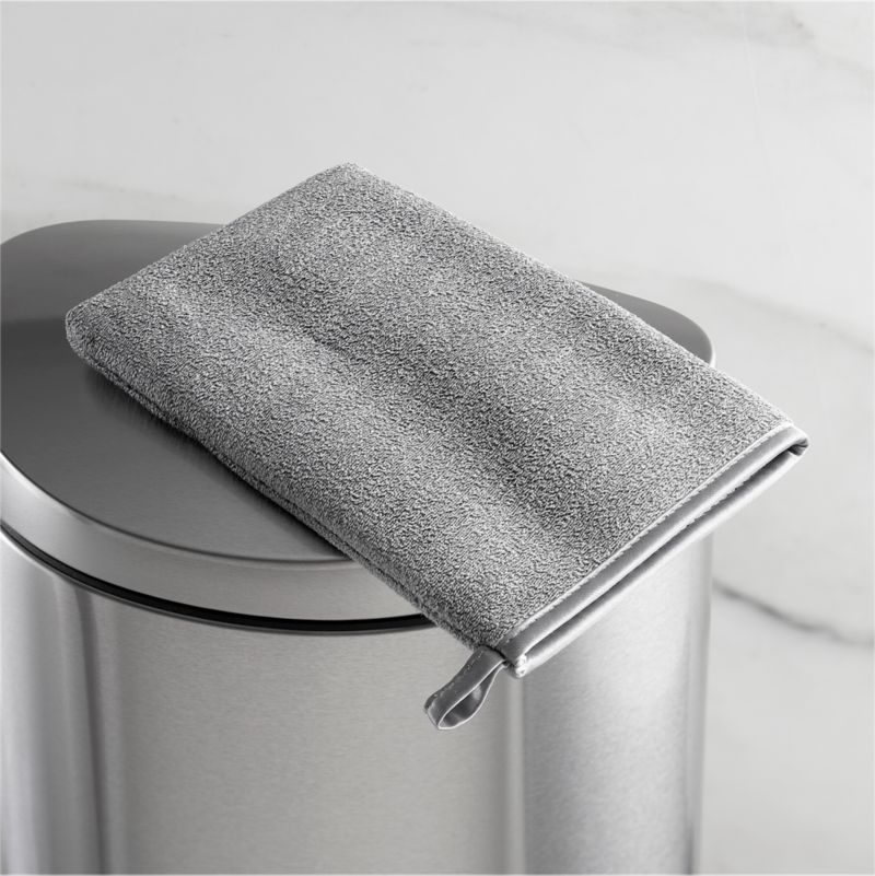 simplehuman® Stainless Steel Cleaning Mitt