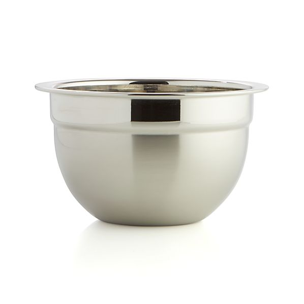 Stainless Steel .75-Quart Bowl