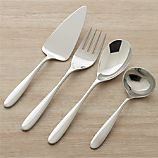 Stanton Mirror 4-Piece Serving Set